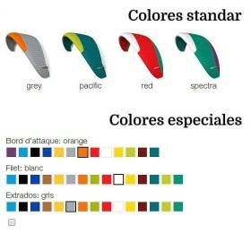 COLORES ESPECIALES PARAPENTE